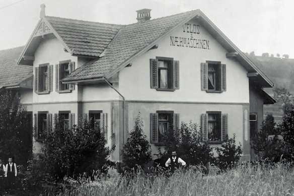 zehnder ház granichen