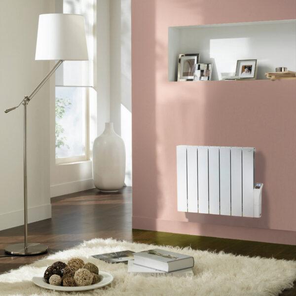Zehnder Alura Tech szobai dizajn radiator 1