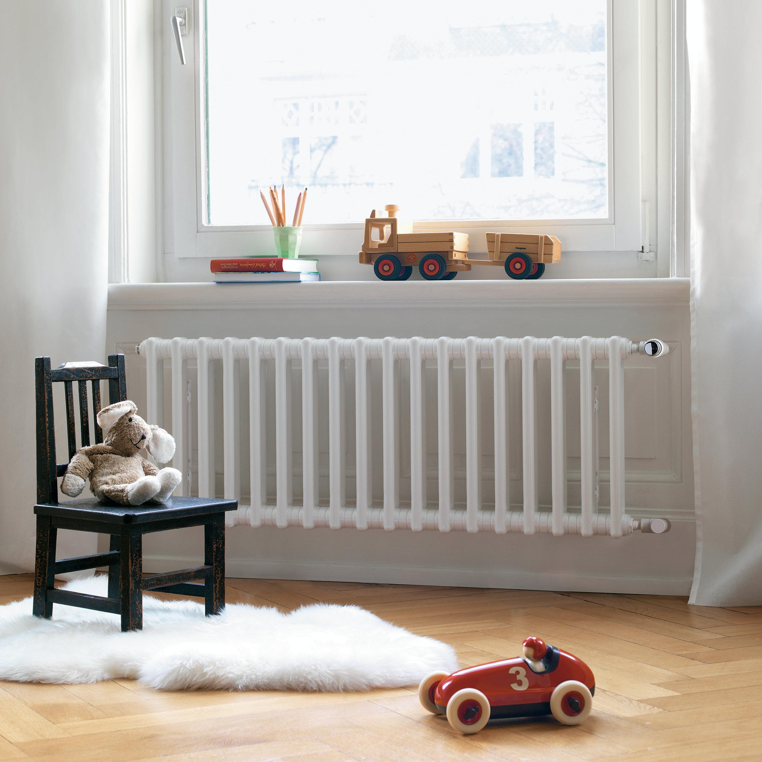 Szobai radiátorok hagyományos és elektromos változatban