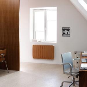 Zehnder Fare Tech szobai dizajn radiator 3