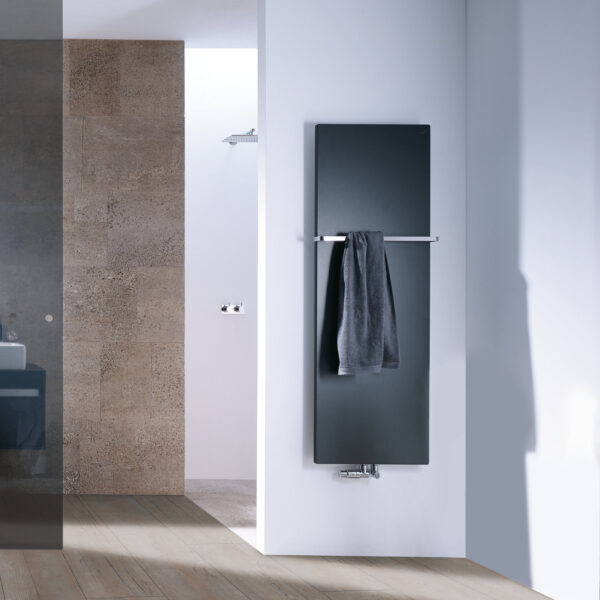 Zehnder Fina Lean Bar furdoszobai dizajn radiator 1