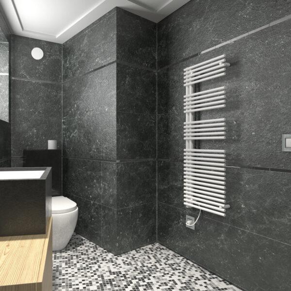 Zehnder Forma Asym furdoszobai dizajn radiator 2