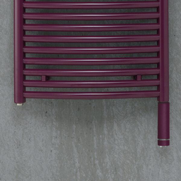 Zehnder Janda Bow furdoszobai dizajn radiator 5