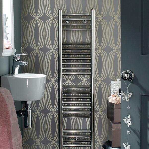 Zehnder Klaro furdoszobai dizajn radiator 7