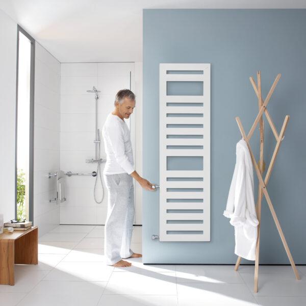Zehnder Metropolitan Spa furdoszobai dizajn radiator 3