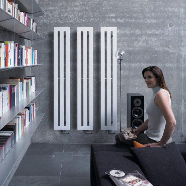 Zehnder Metropolitan szobai dizajn radiator 7