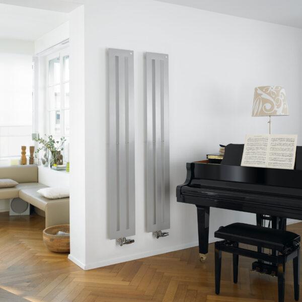 Zehnder Metropolitan szobai dizajn radiator 8
