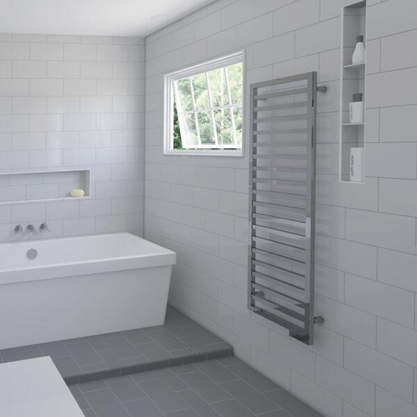 Zehnder Quaro furdoszobai dizajn radiator 1
