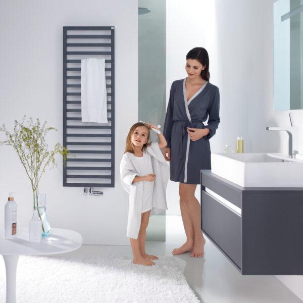 Zehnder Quaro furdoszobai dizajn radiator 2