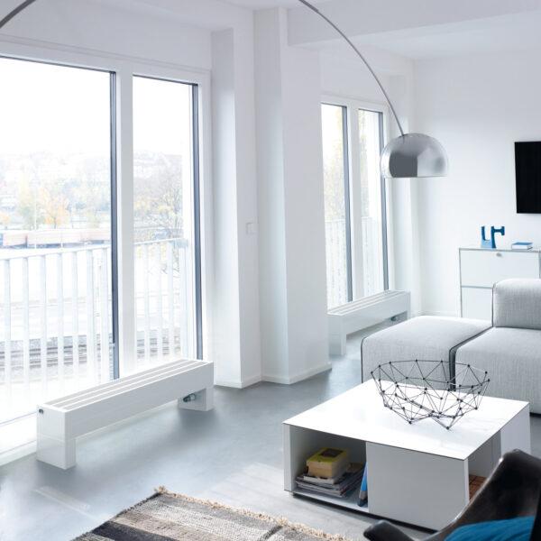 Zehnder Radiavector szobai dizajn radiator 3