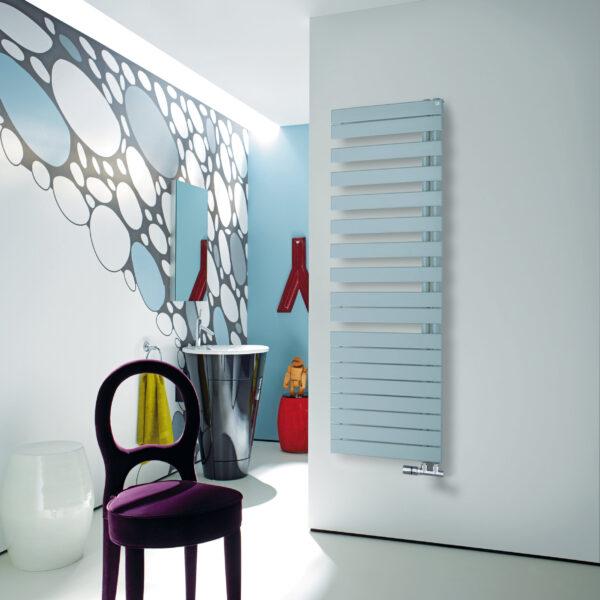 Zehnder Roda Spa Asym furdoszobai dizajn radiator 2