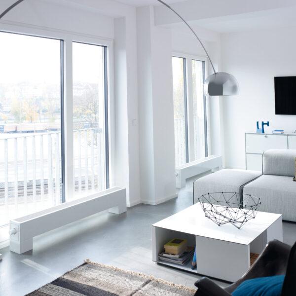 Zehnder Stana szobai dizajn radiator 1