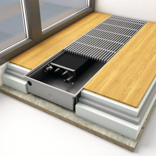 Zehnder Terraline szobai dizajn radiator 1