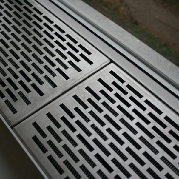 Zehnder Terraline szobai dizajn radiator 3