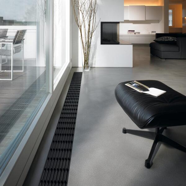 Zehnder Terraline szobai dizajn radiator 4