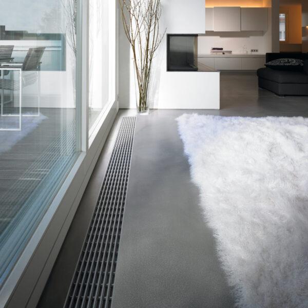 Zehnder Terraline szobai dizajn radiator 5