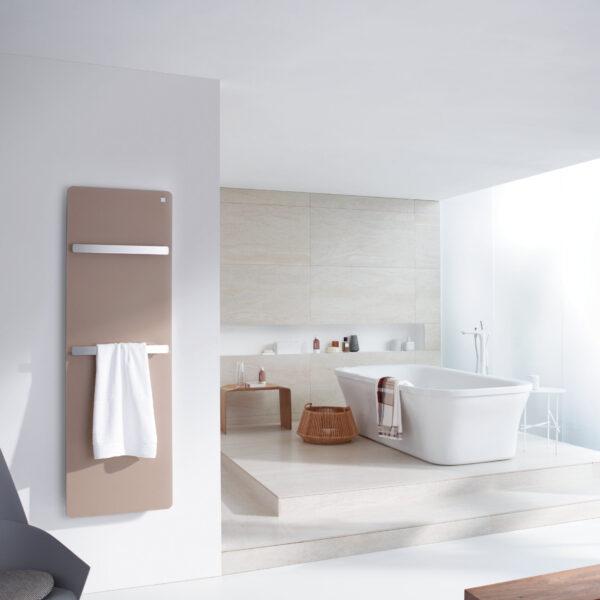 Zehnder Vitalo Bar furdoszobai dizajn radiator 4