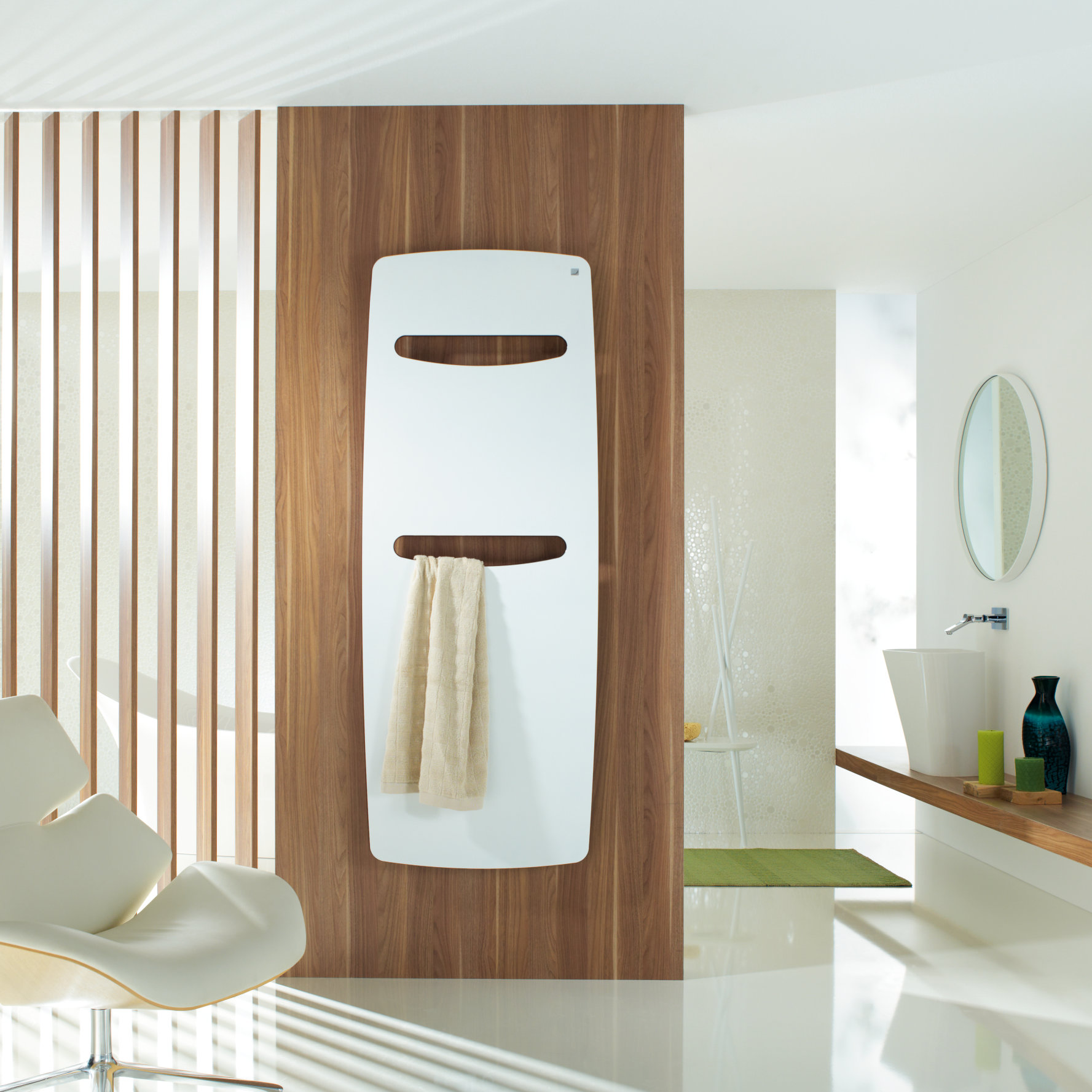 Zehnder Vitalo Spa furdoszobai dizajn radiator 7