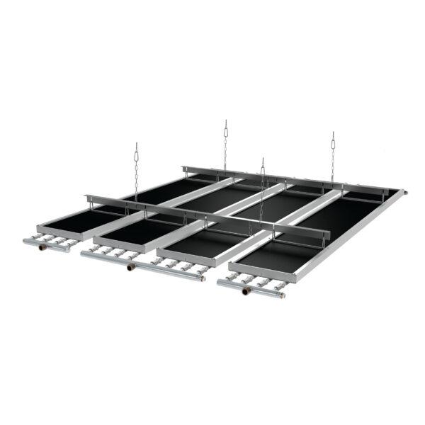 Zehnder ZIP és ZBN sugárzóernyők 8